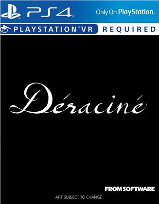 Deracine VR (German Edition)