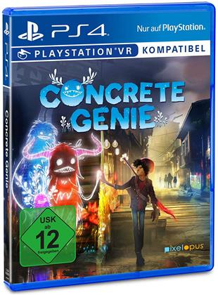 Concrete Genie (German Edition)