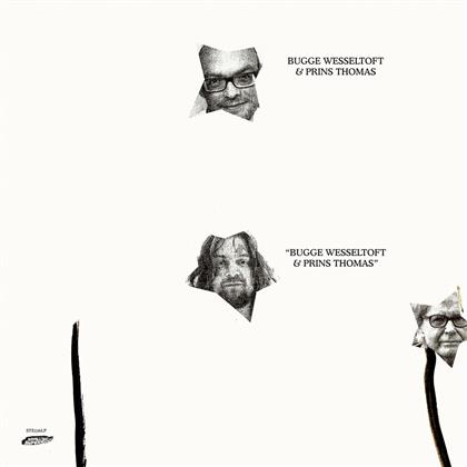 Bugge Wesseltoft & Prins Thomas - Bugge Wesseltoft & Prins Thomas (2 LPs)