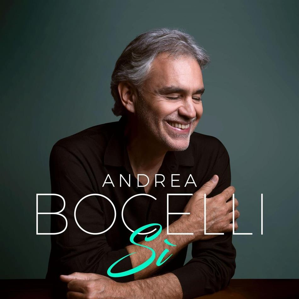 Andrea Bocelli - Si (French Deluxe Digipack)