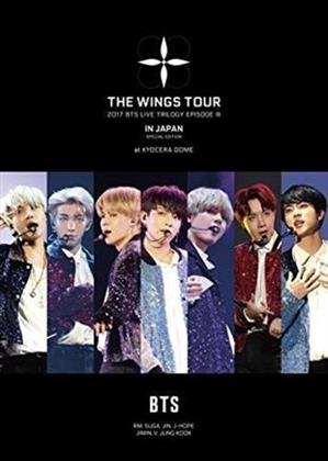 BTS - Live Trilogy - Episode 3 -Wings Tour Japan (Limited Edition, Special Edition)