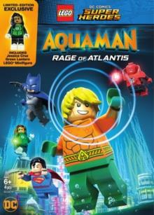 LEGO: DC Comics Super Heroes - Aquaman - Rage of Atlantis (2018) (Limited Edition)