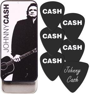 Johnny Cash - American - Dunlop Collector's Guitar Pick
