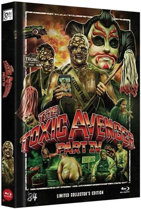 The Toxic Avenger - Part 4 (2000) (Cover B, Collector's Edition, Limited Edition, Mediabook, Uncut)