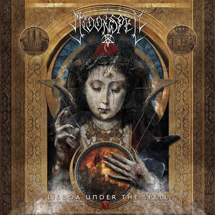 Moonspell - Lisboa Under The Spell (3 CDs + DVD + Blu-ray)