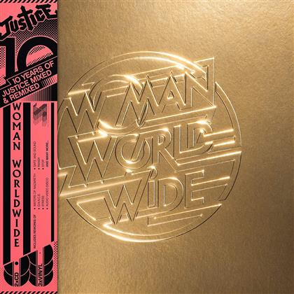 Justice (Electro) - Woman Worldwide (3 LPs + 2 CDs)
