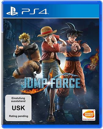 Jump Force (German Edition)
