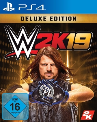 WWE 2K19 (German Deluxe Edition)