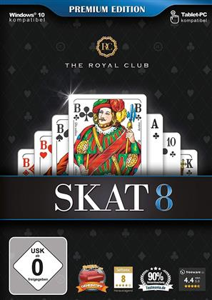 The Royal Club Skat 8 (Premium Edition)