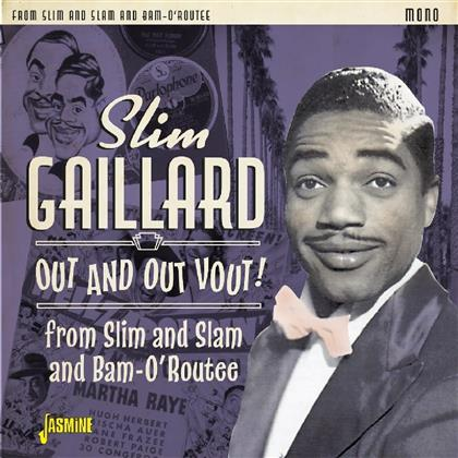 Slim Gaillard - Out And Out Vout! (2 CDs)