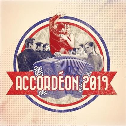Accordéon 2019 (2 CDs)