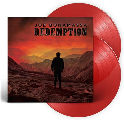 Joe Bonamassa - Redemption (Limited Edition, Red Vinyl, 2 LPs + Digital Copy)