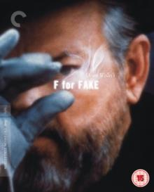 F For Fake (1973) (Criterion Collection)