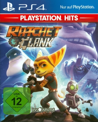 Ratchet & Clank - Playstation Hits (German Edition)