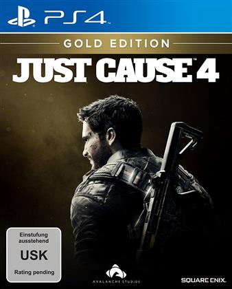 Just Cause 4 (German Gold Edition)