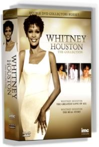 Whitney Houston - Box Set (Inofficial, 2 DVDs)