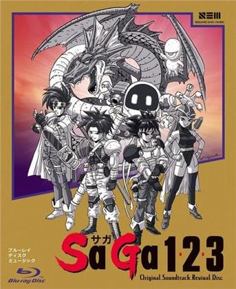 Various Artists - Saga 1, 2 & 3 - Soundtrack