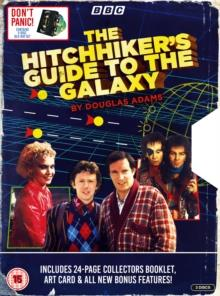 The Hitchhiker's Guide to the Galaxy (BBC, VHS Box, 3 Blu-rays)