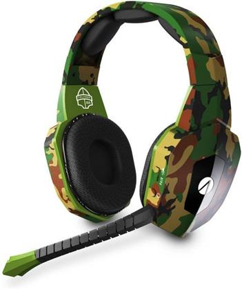 XP-Cruiser Wireless Gaming Headset - camo/green [PS4/XONE/NSW/PC/Android]
