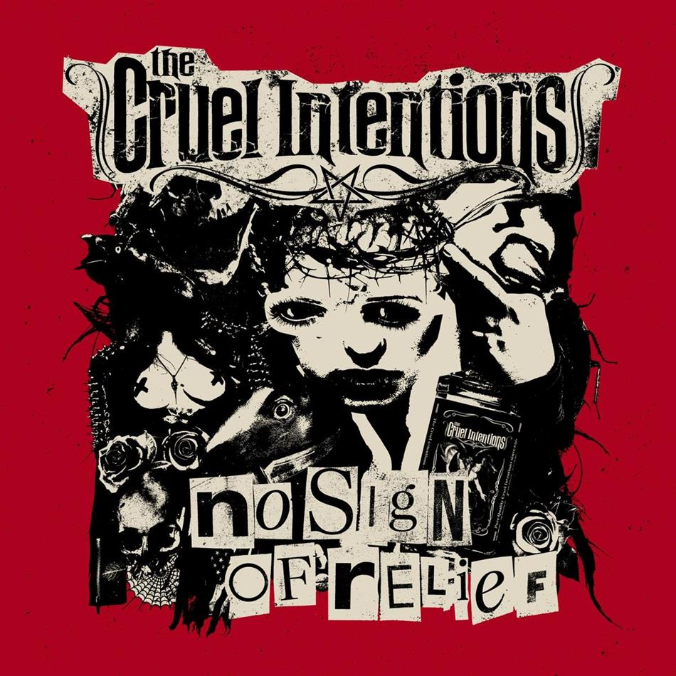 The Cruel Intentions - No Sign Of Relief (LP)