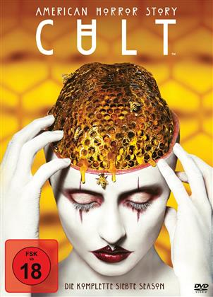 American Horror Story - Cult - Staffel 7 (3 DVDs)