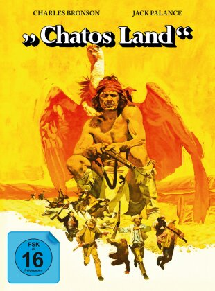 Chatos Land (1972) (Limited Edition, Mediabook, Blu-ray + DVD)