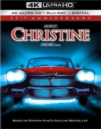 Christine (1983) (35th Anniversary Edition, 4K Ultra HD + Blu-ray)