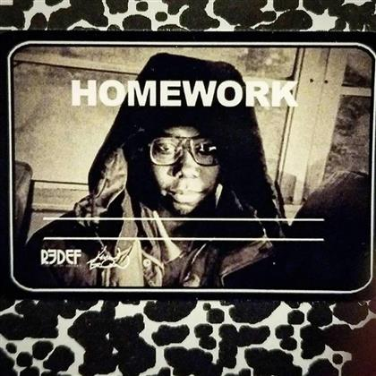 "Kev Brown - Homework (Limited Edition, Colored, LP + 7"" Single)"