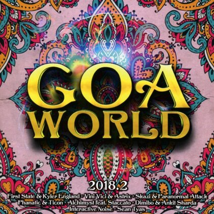 Goa World 2018 Vol. 2 (2 CDs)