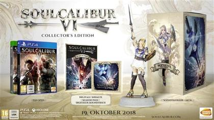 Soul Calibur VI (Collector's Edition)