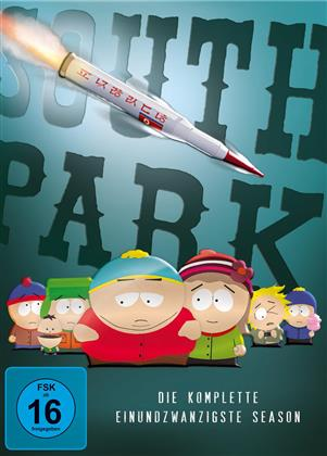South Park - Staffel 21 (2 DVDs)