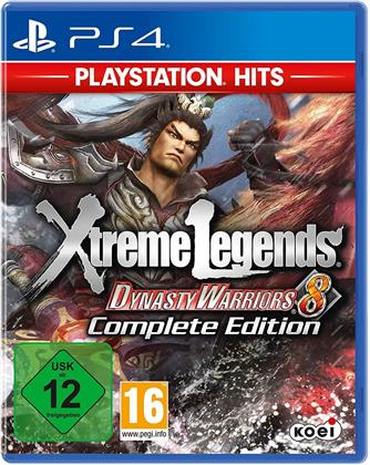 Dynasty Warriors 8 PLAYSTATION HITS (Complete Edition)