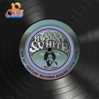 Barry White - The 20th Century Records 1973-79 (9 LPs)