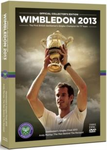 Wimbledon - Official 2013 (Collector's Edition, 3 DVDs)