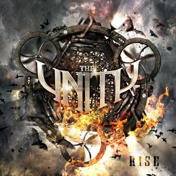 The Unity - Rise (Transparent Black Swirl, 2 LPs + CD)