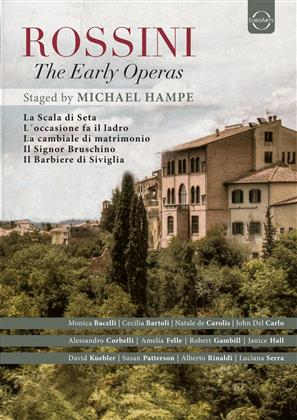 Various Artists - Rossini - The early operas (5 DVD)