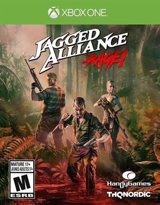 Jagged Allinace - Rage