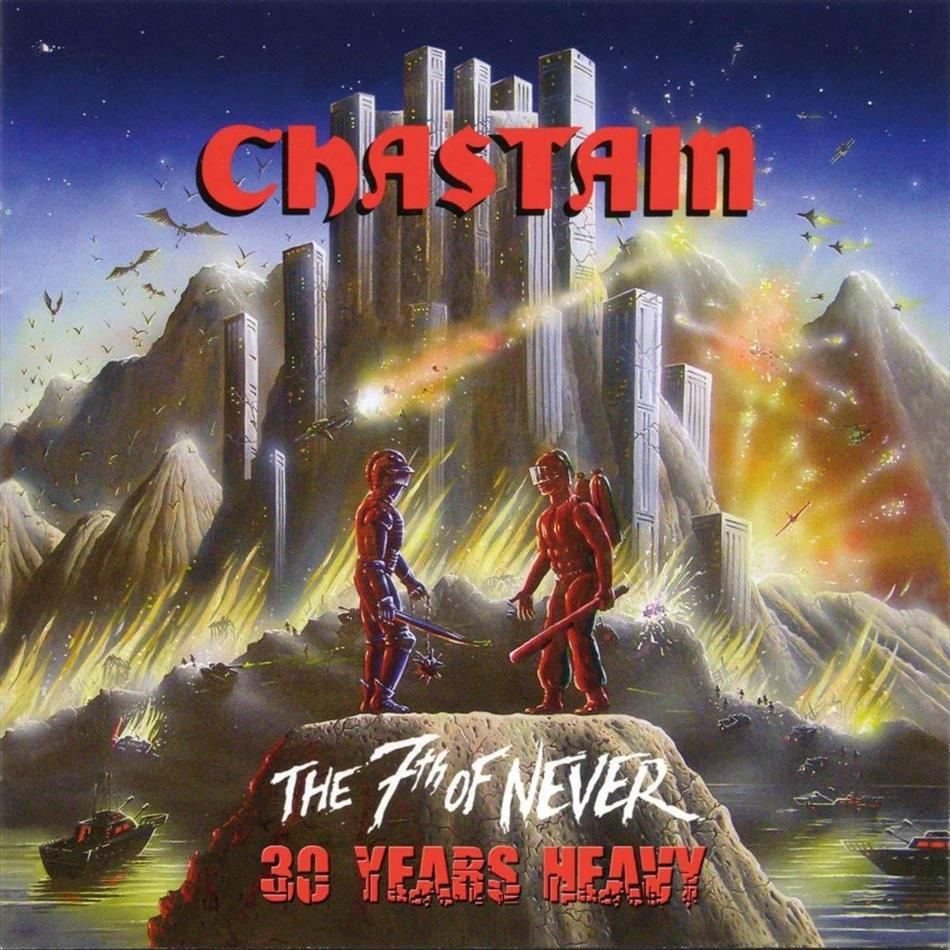 Chastain - The 7Th Of Never 30 Years Heavy (LP)