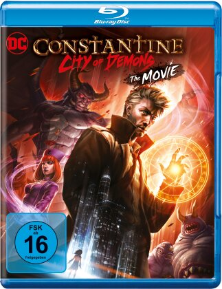Constantine - City of Demons - The Movie