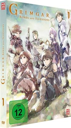 Grimgar, Ashes & Illusions - DVD 1