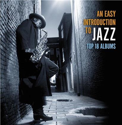 Easy Introduction To Jazz - Top 18 Albums (10 CDs)