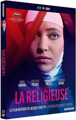 La Religieuse (1966) (Digibook, Blu-ray + DVD)