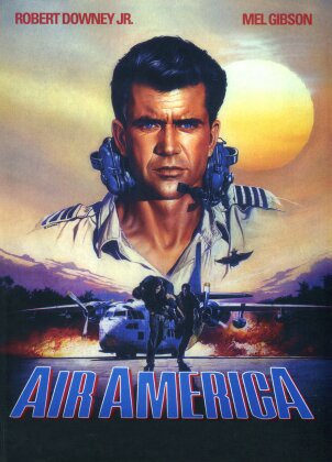 Air America (1990) (Limited Edition, Mediabook, Blu-ray + DVD)