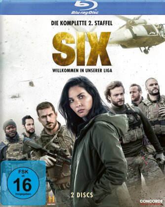 Six - Staffel 2 (2 Blu-rays)