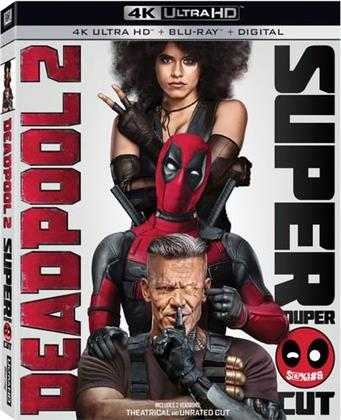 Deadpool 2 (2018) (4K Ultra HD + Blu-ray)