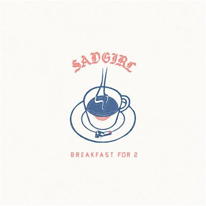 "Sadgirl - Breakfast For 2 (Limited Edition, 7"" Single)"