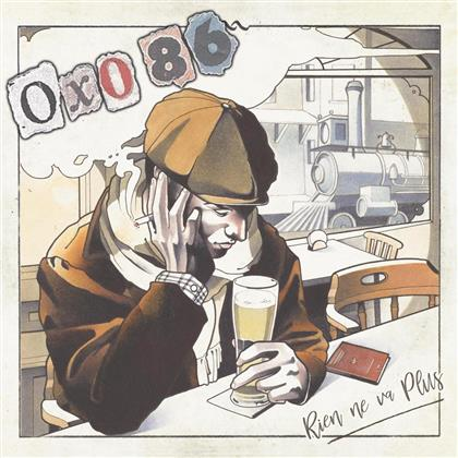 Oxo 86 - Rien Ne Va Plus (Colored, LP + Digital Copy)