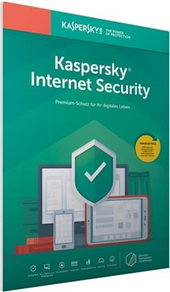 Kaspersky Internet Security + Android Sec. (Code in a Box) (FFP)