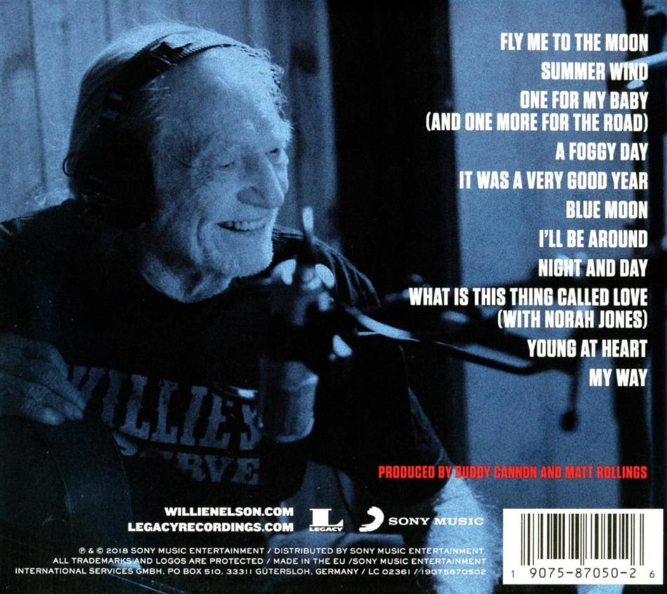 My Way Willie Nelson: My Way (Digipack) Von Willie Nelson