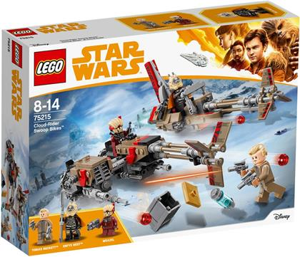LEGO© 75215 Star Wars - Cloud-Rider Swoop Bikes